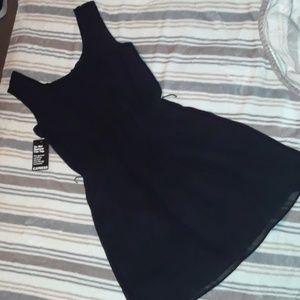 Women's Express little black dress